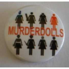 Badge Murderdolls