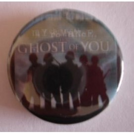 Badge My Chemical Romance - Ghost of you
