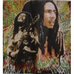Flag Bob Marley