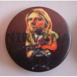Badge Nirvana - Unplugged