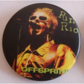 Badge Offspring - Punk riot