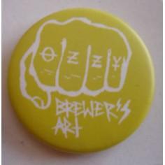 Badge Ozzy Osbourne - Brewer's art