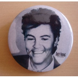 Badge Paul Young