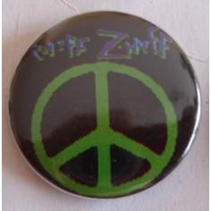 Badge Peace & Love