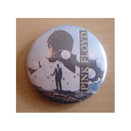 Badge Pink Floyd - Delicate sound of thunder