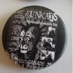 Badge Punk