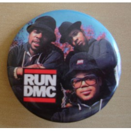 Badge Run DMC