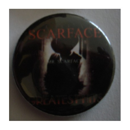 Badge Scarface - Greatest Hits Mr Scarface