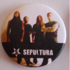 Badge Sepultura