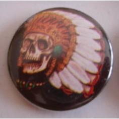 Badge Skull