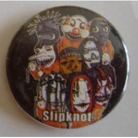 Badge Slipknot