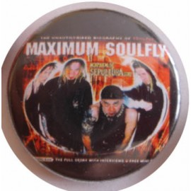 Badge Soulfly