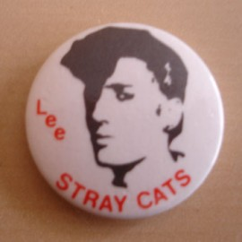 Badge Stray Cats