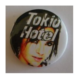 Badge Tokio Hotel - Bill