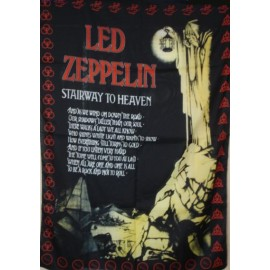 Drapeau Led Zeppelin - Stairway to Heaven