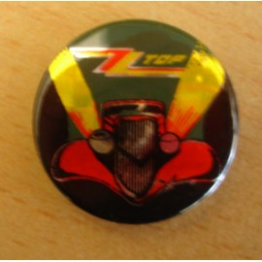Badge ZZ Top