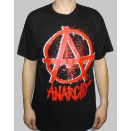 T-shirt Anarchy will beat