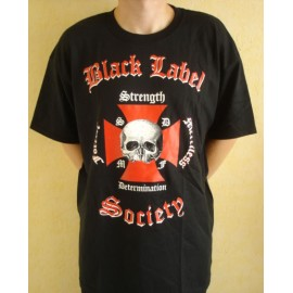 T-shirt Black Label Society