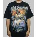 T-shirt Blind Guardian - Imaginations Through the Looking Glass