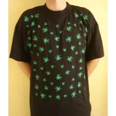T-shirt Cannabis