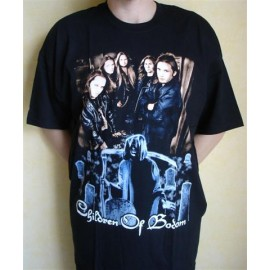 T-shirt Children of Bodom - Follow the reaper
