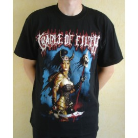 T shirt Cradle of Filth