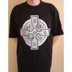 T-shirt Celtic cross