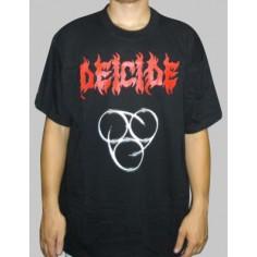 T-shirt Deicide - Insineratehymn