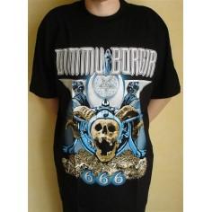 T-shirt Dimmu Borgir - 666