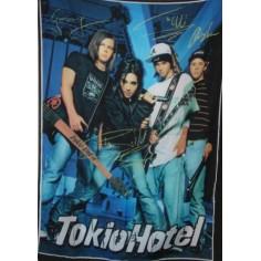Flag Tokio Hotel blue