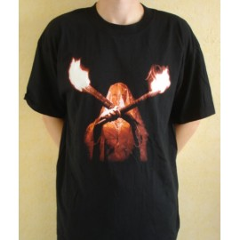 T-shirt Enslaved - Ruun