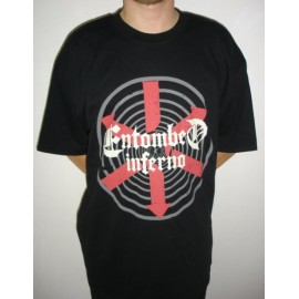 T-shirt Entombed - Inferno