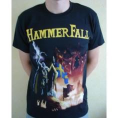 T-shirt HammerFall