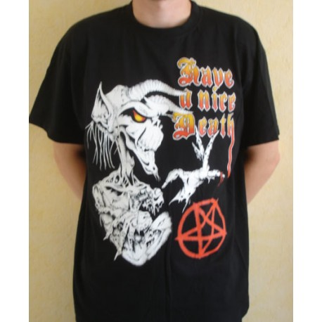 T-shirt Have a nice death