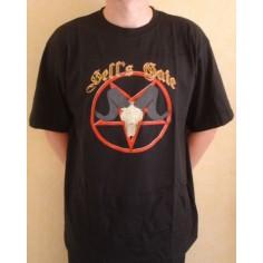 T-shirt Hell's Gate