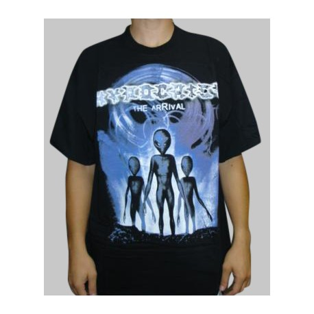 8b1b1bf1fd T-shirt Hypocrisy The arrival on MusikMachine.coM death metal clothes