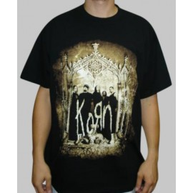 T-shirt KoRn - Take a look in the mirror