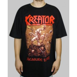 T-shirt Kreator - Pleasure to kill