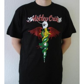 T-shirt Mötley Crüe - Dr. Feelgood
