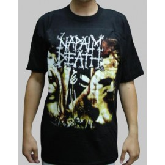 T-shirt Napalm Death