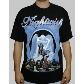 T-shirt Nightwish