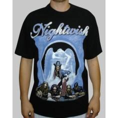 T-shirt Nightwish - Once