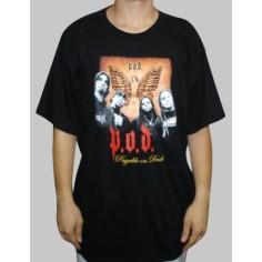 T-shirt P.O.D - Payable on death