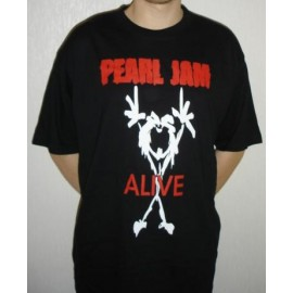 T-shirt Pearl Jam - Alive