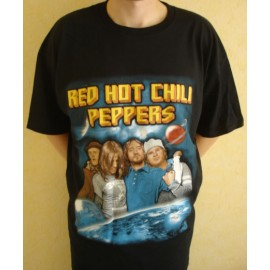 T-shirt Red Hot Chili Peppers