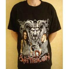 T-shirt Satyricon