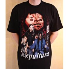 T-shirt Sepultura - Roots