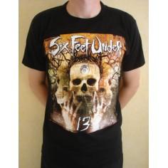 T-shirt Six Feet Under
