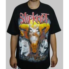 T-shirt Slipknot - Iowa