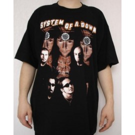 T-shirt System of a Down - Mezmerize